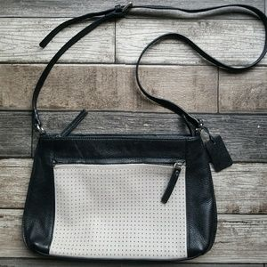 CLARKS two toned bag